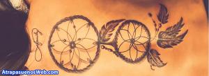 Tatuajes atrapasueños ¡Grandes, pequeños y para mujeres!